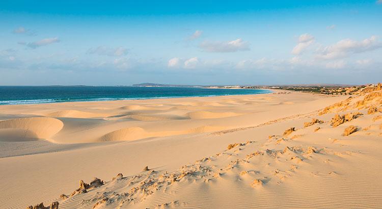 Vakantie Boa Vista: Kaapverdië