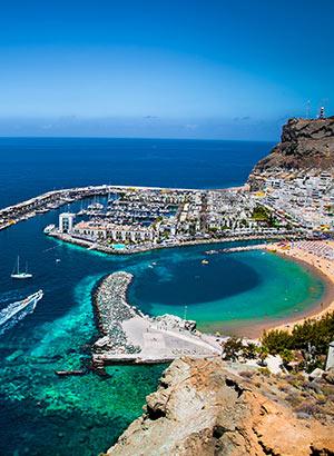 Winterzon december: Gran Canaria