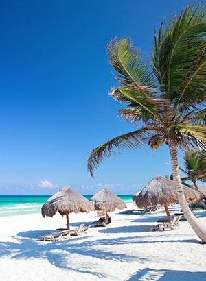 Winterzon december: Mexico