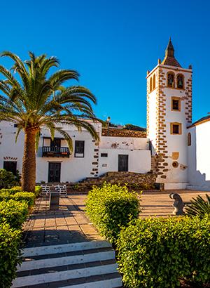 Corralejo, Fuerteventura: Betancuria