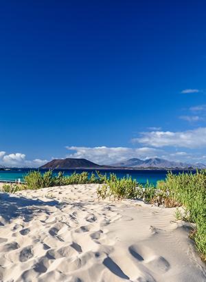 Corralejo, Fuerteventura: duinen
