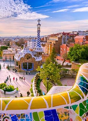 Favoriete steden Spanje: Barcelona
