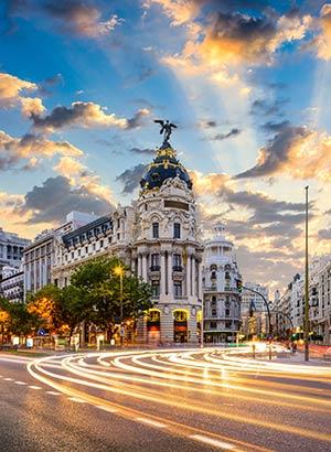 Favoriete steden Spanje: Madrid