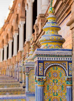 Favoriete steden Spanje: Sevilla
