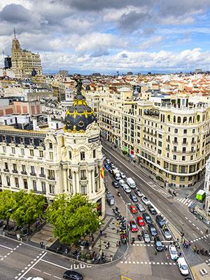 Favoriete Spaanse steden, Madrid