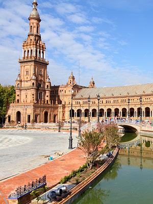 Favoriete stedentrips Spanje, Sevilla