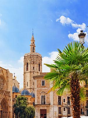 Favoriete stedentrips Spanje, Valencia