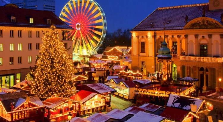 Weg met Kerst - kerstmarkt
