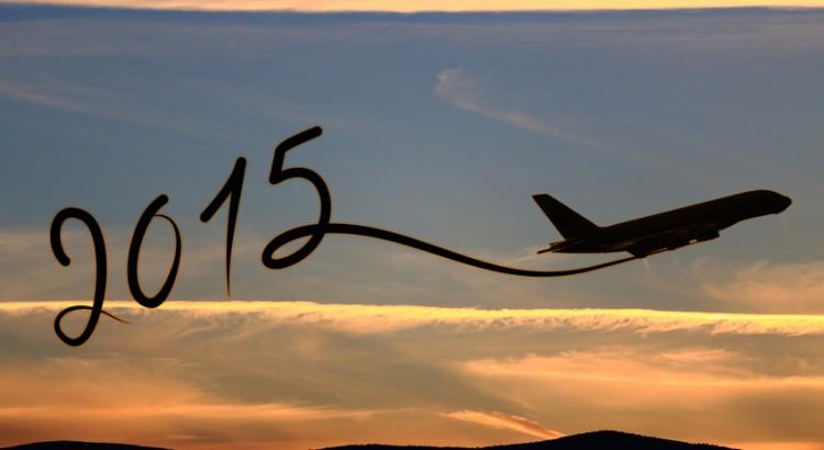 Top 5 bestemmingen 2015
