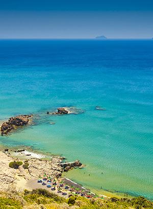 Mooiste stranden Kos: Paradise Beach