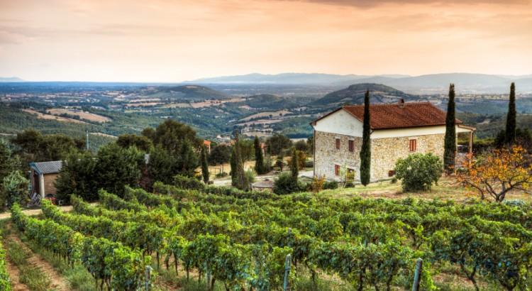 kidsproof agriturismo Toscane