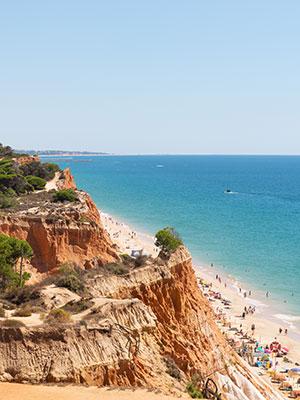 Stranden Algarve, Praia da Falesia