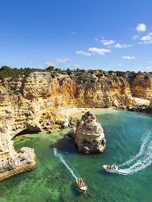 Stranden Algarve, Praia da Marinha