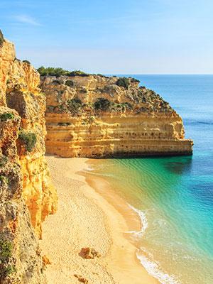 Stranden Algarve, Praia da Rocha