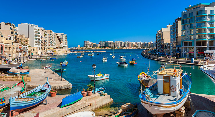 Where to stay? De leukste badplaatsen op Malta
