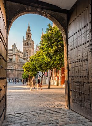 Bezienswaardigheden Sevilla: Giralda en kathedraal