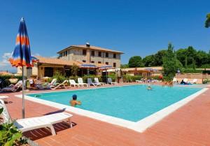 kidsproof agriturismo Toscane - Residence La Pieve Di Pomaia