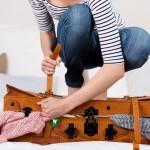 Checklist: snel & efficiënt je koffer inpakken