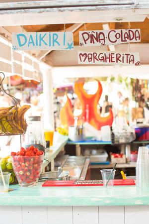 Las Dalias, hippiemarkt Ibiza