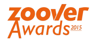Zoover awards 2015