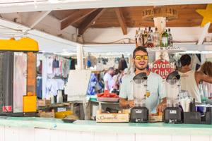 Travelguide Ibiza: Las Dalias