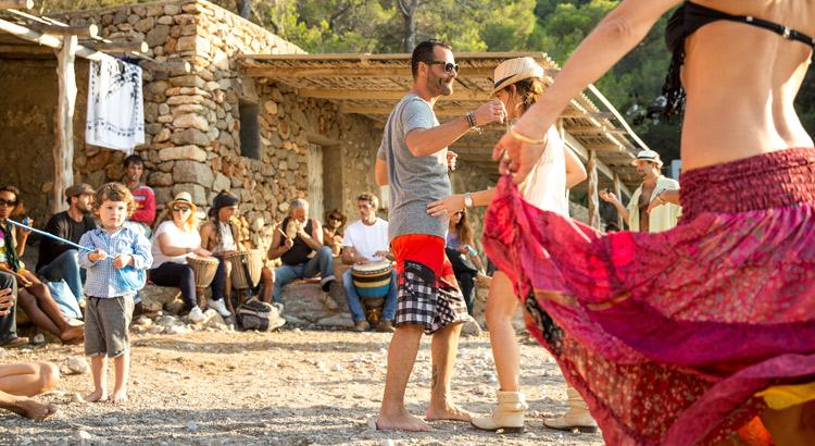 Verrassing van Ibiza, Benirràs
