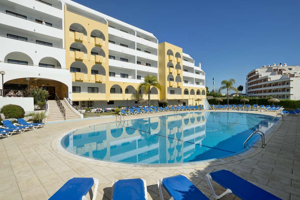 Badplaats Algarve Albufeira, Paladim & Alagoa Mar Hotels