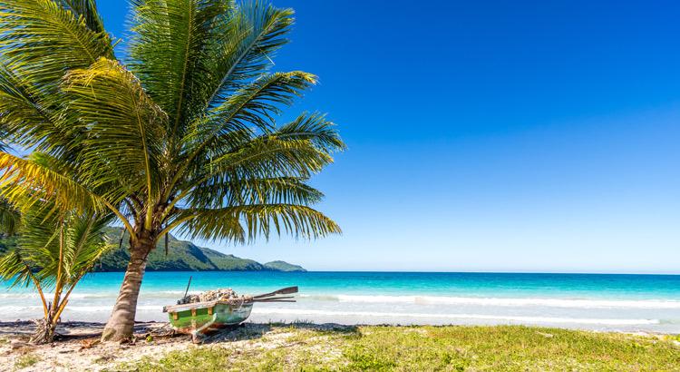 Goedkope tropische vakantiebestemmingen