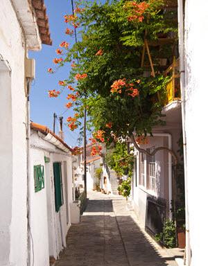 Griekse eilanden Samos