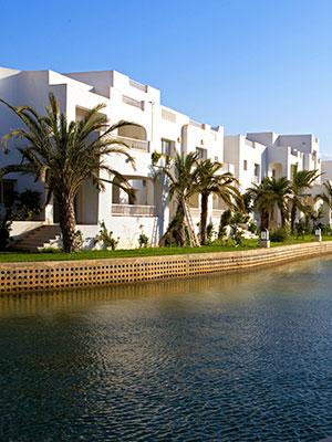 Badplaatsen Tunesie, Hammamet