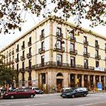 Steden met strand: Barcelona, Hotel Del Mar