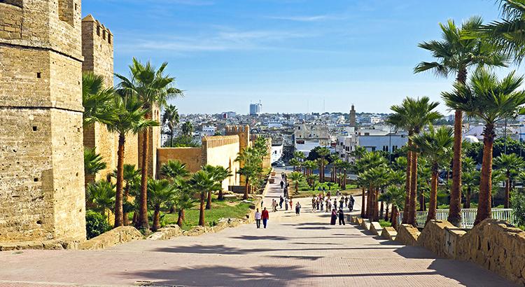 Koningssteden van Marokko