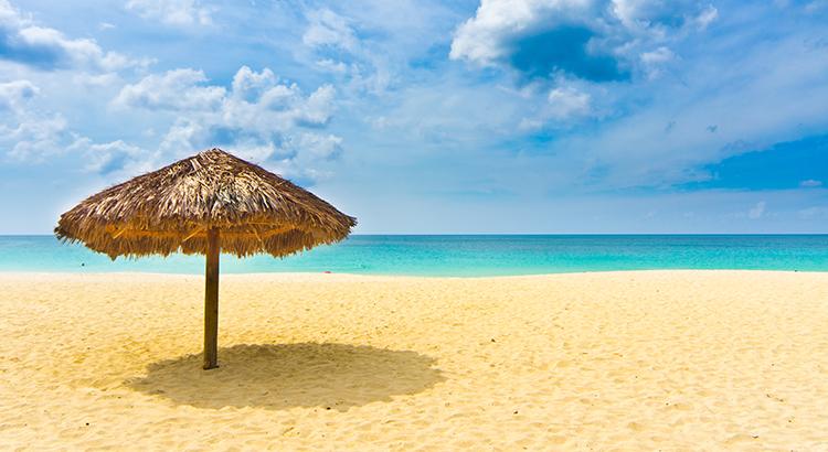 Mooiste stranden op Aruba