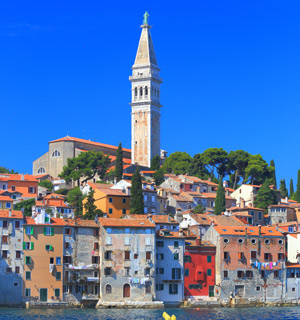 Populaire bestemmingen autovakanties, Istrië