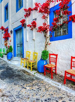 Populairste Griekse eilanden Kos