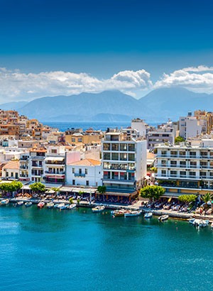 Populairste Griekse eilanden: Kreta