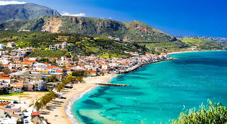 Populairste Griekse eilanden