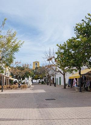 Santa Gertrudis de Fruitera, Ibiza