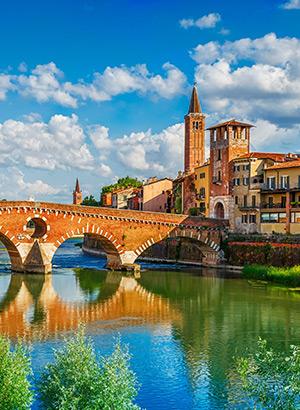 Stedentrips voorjaar: Verona