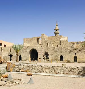 vakantie Aqaba