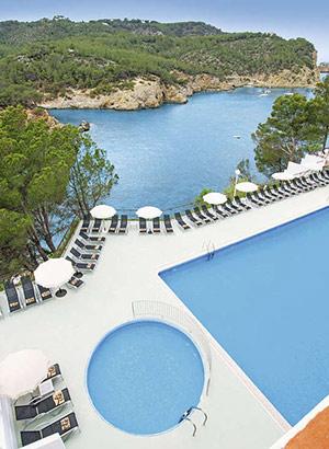 verrrassend Ibiza: Benirras, hotels