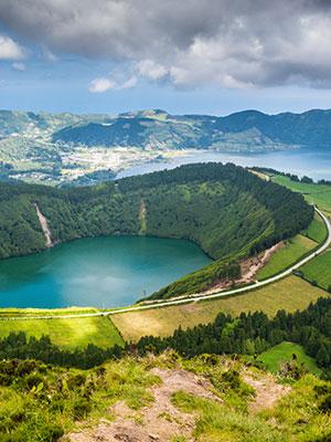 verrassende bestemmingen 2018: Azoren