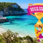 Zoover Awards 2015: we zijn het beste online reisbureau!