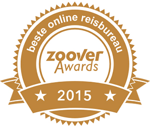 certificaat zoover awards 2015