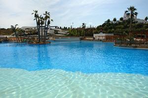 Aquapark Spanje: Aqualandia Benidorm
