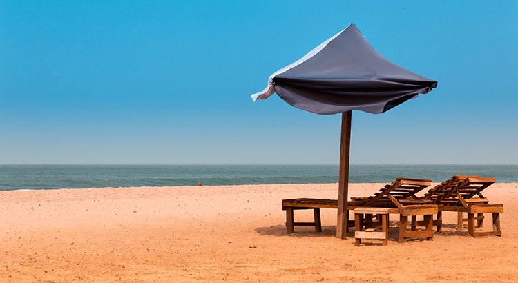 Zonvakantie Gambia
