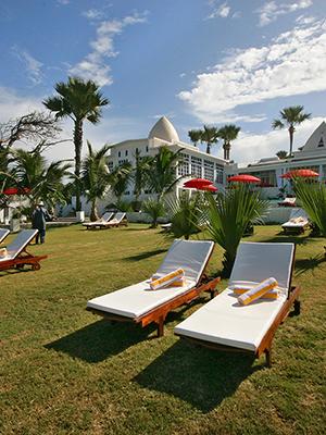 Zonvakantie Gambia hotels