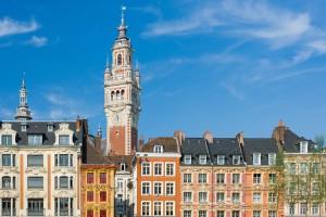 Het Franse Lille in een notendop