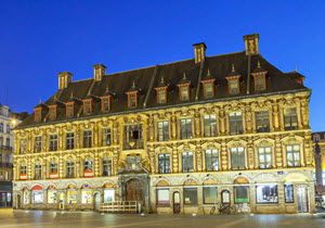 bezienswaardigheden-Lile-La-Vieille-Bourse