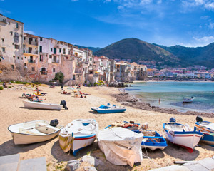 Bezienswaardigheden Sicilië, Cefalu